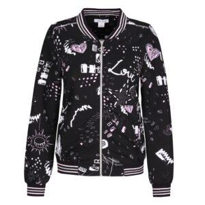 Dolcezza bomber jacket