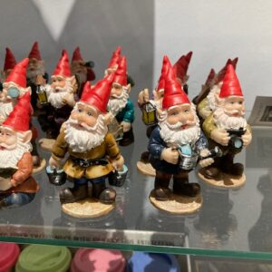 Gnomes in different designs