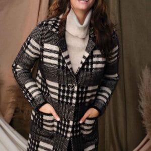 Alison Sheri Sweater Jacket