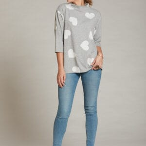 Luc Fontaine Sweet top